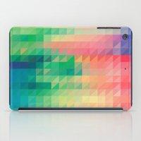 Triangular studies 01. iPad Case