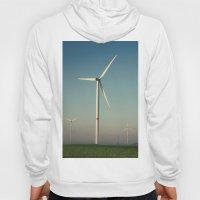 Windmills in the Sun Hoody