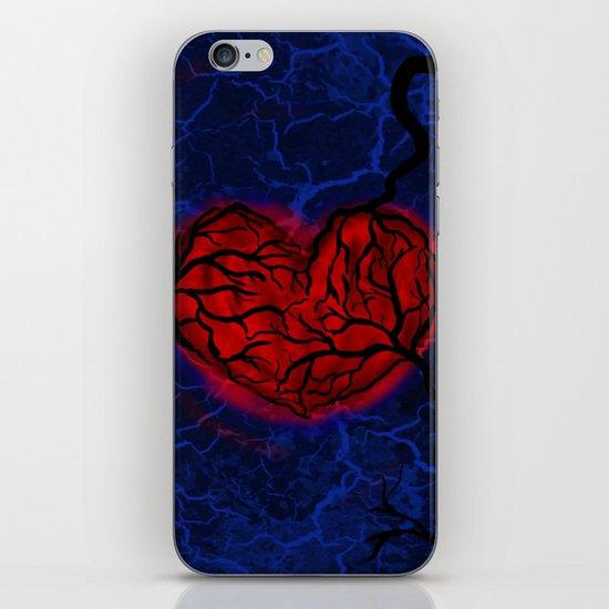 Overgrown Heart iPhone & iPod Skin