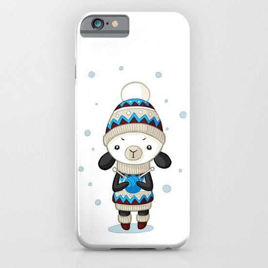 Sheep iPhone & iPod Case