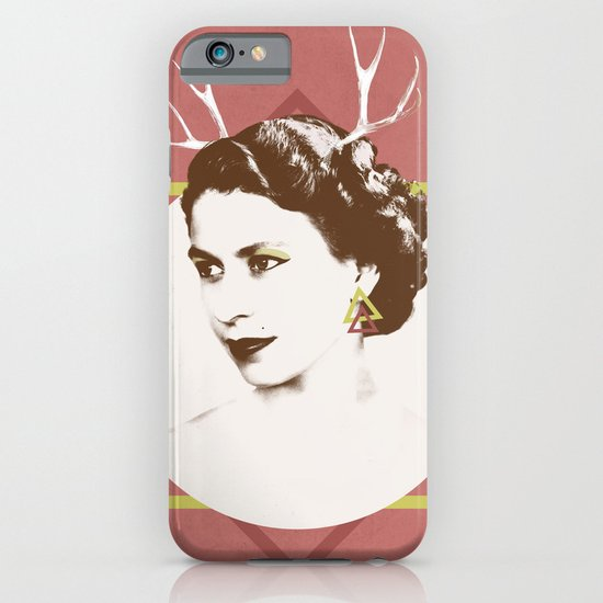 Elizabeth II : The Bold iPhone & iPod Case