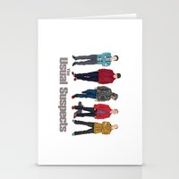The Usual Suspect Casual… Stationery Cards