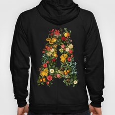 A flower Hoody