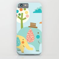 Jungle Ellies iPhone 6 Slim Case