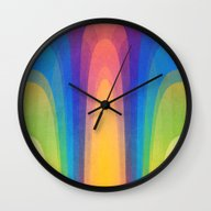 Chroma #3 Wall Clock