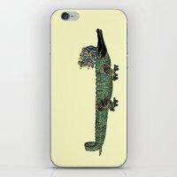Croc iPhone & iPod Skin