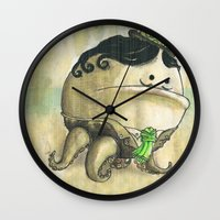 SignorFlower Wall Clock