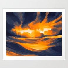 Discovery II Art Print