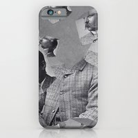 iPhone Cases featuring Meditation II by Mrs Araneae