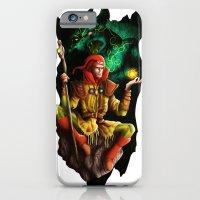 A Wizard In The Dark iPhone 6 Slim Case