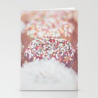 Delicious Donuts Stationery Cards