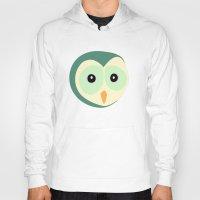 Owl Verde Hoody