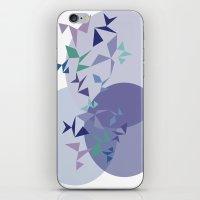 shapes on shapes iPhone & iPod Skin