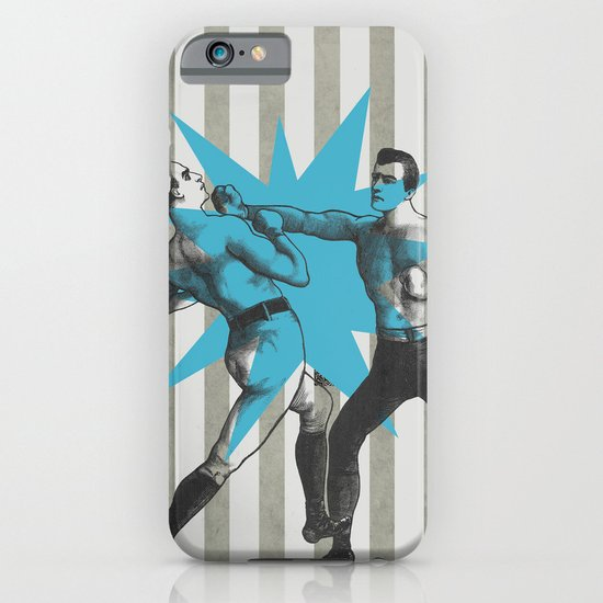 The Boxers iPhone & iPod Case