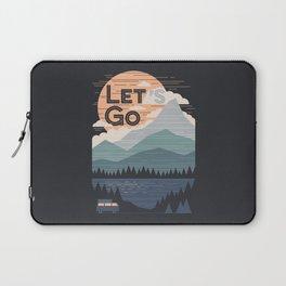 Laptop Sleeve - Let's Go - NDTank
