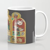 Ye Oldé Grandma Triptyc… Mug