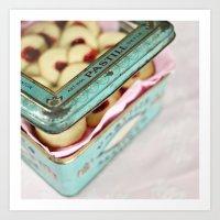 The Cookie Jar Art Print