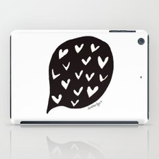 love bubble iPad Case