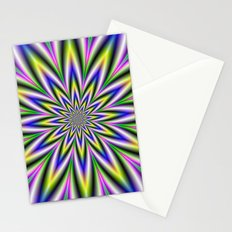 Twelve Pointed Star Stationery Cards
