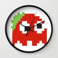 Zombie Ghost Wall Clock