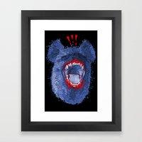 Vicious Framed Art Print