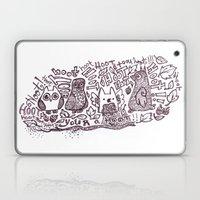 You R a Hoot! Laptop & iPad Skin