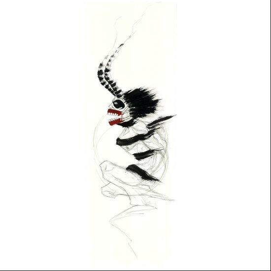 UnHuman#14 Art Print