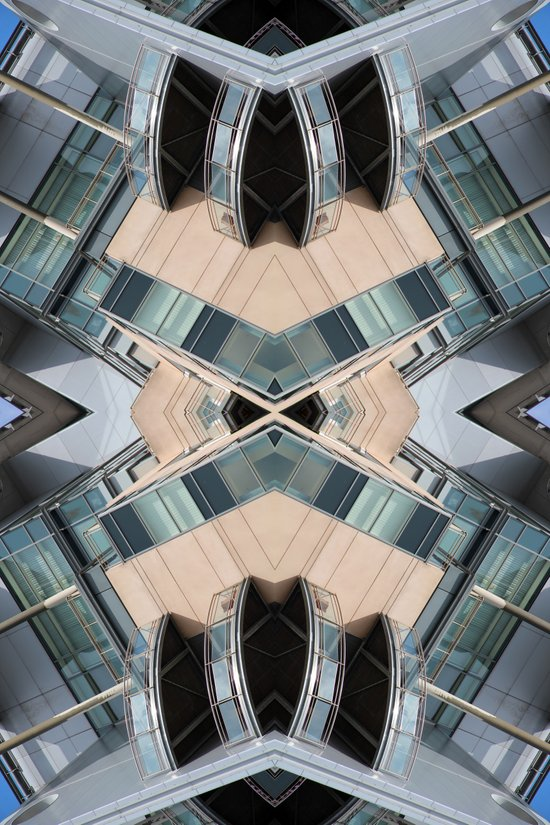 ORY 0812 (Symmetry Series III) Art Print