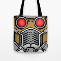 Star Lord Tote Bag
