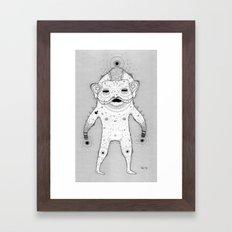 niennunb Framed Art Print