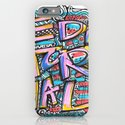 """EDITORIAL"" iPhone & iPod Case"
