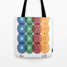 Analog Zine[ Records 2] Tote Bag