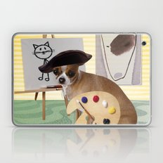 Zee Arteest! Laptop & iPad Skin