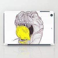 Zest For Life T-Rex Dino iPad Case
