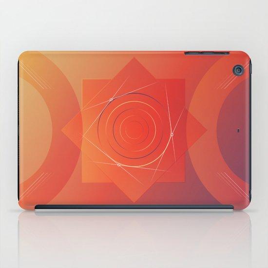 Wake up its morning iPad Case