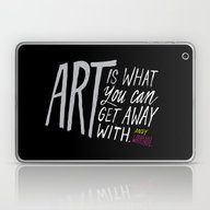 Art Is What You Can Get … Laptop & iPad Skin