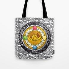 Sailor Moon - Crystal Transformation Brooch Tote Bag
