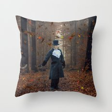 Don't lose your head. Throw Pillow