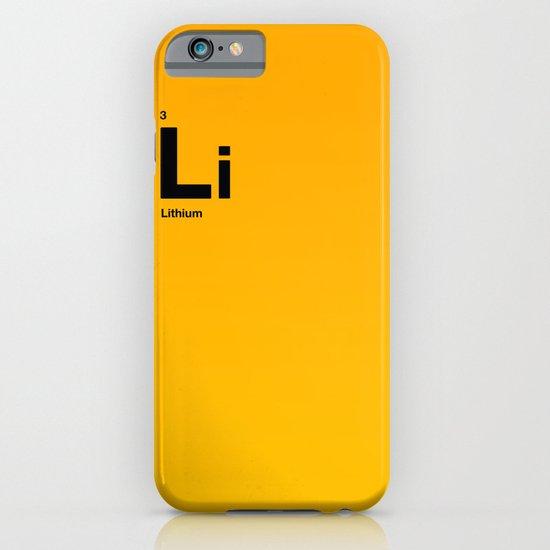 Lithium iPhone & iPod Case