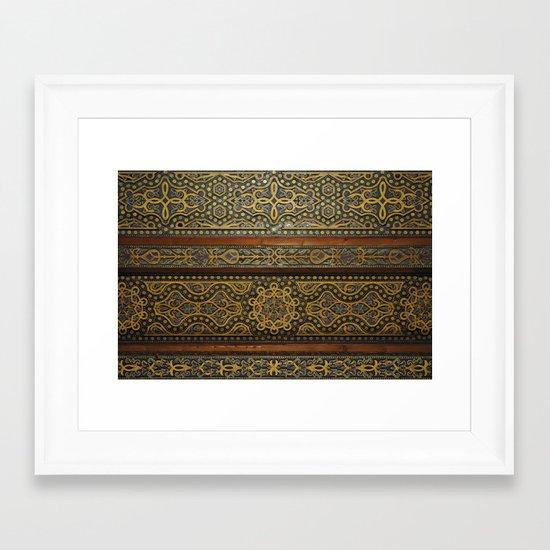 Córdoba, Spain Framed Art Print
