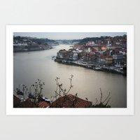 douro Art Print