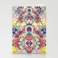 Opal With Phantoms  Stationery Cards