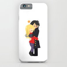 OUAT - Hook And Emma iPhone 6 Slim Case