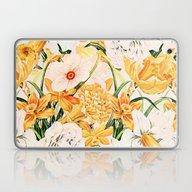 Wordsworth  And Daffodil… Laptop & iPad Skin