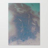 Dream Fish Canvas Print