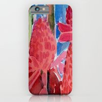 Red Ginger iPhone 6 Slim Case