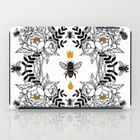 Queen Bee iPad Case