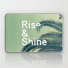 Rise & Shine Laptop & iPad Skin