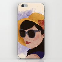 Verão iPhone & iPod Skin
