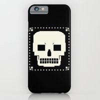 grrr skull. iPhone 6 Slim Case